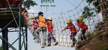 Rekreasi Sambil Wisata Keluarga Sentul, Mampir ke Taman Budaya Sentul Yuk!